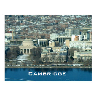 Cambridge Briefkaart