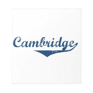 Cambridge Notitieblok
