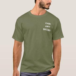 """cAMELcASE het """"Contante geld is het Overhemd van T Shirt"""