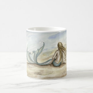 Camille Grimshaw Seaside Mermaid Mug Koffiemok