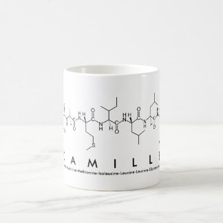 Camille peptide naammok koffiemok