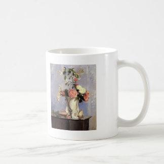Camille Pissarro- Bouquet van Bloemen Koffiemok