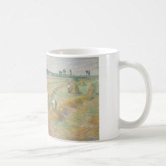 Camille Pissarro - de Oogst Koffiemok