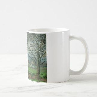 Camille Pissarro - dichtbij Heuvel Sydenham Koffiemok