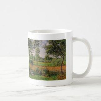 Camille Pissarro- Morning, het Effect van de Zon, Koffiemok