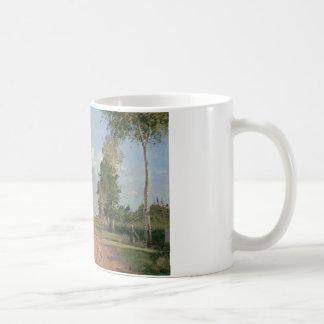 Camille Pissarro - Route DE Versailles Koffiemok