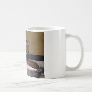 Camille Pissarro - Stilleven Koffiemok