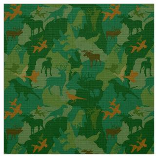 Cammo/camoflauge2/odee/deer/phesant/moose/elk/dog Stof