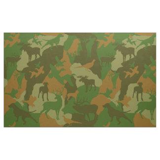 Cammo/camoflauge /odee/deer/phesant/moose/elk/dog stof