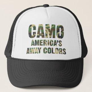 Camo Amerika kleurt weg het Pet van de