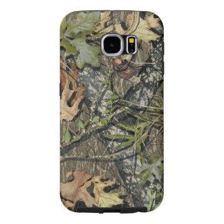 Camouflage Samsung Galaxy S6 Hoesje
