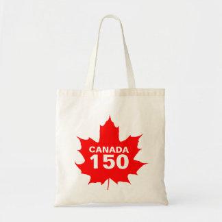 Canada 150 jaar verjaardags one-of-a-kind draagtas