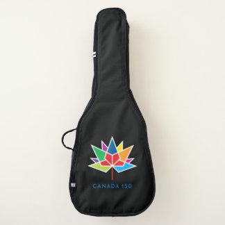 Canada 150 Officieel Veelkleurig Logo - Gitaartas