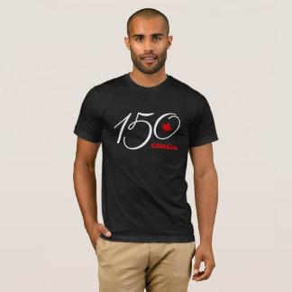Canada 150, viert de T-shirt van de Dag van Canada