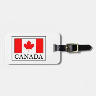 Canada Bagagelabel