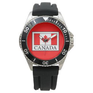 Canada Horloge