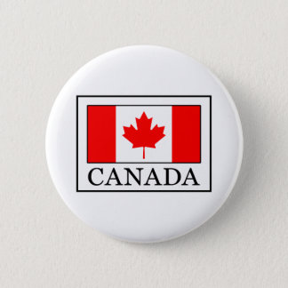 Canada Ronde Button 5,7 Cm