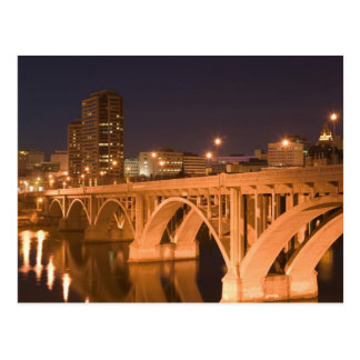 Canada, Saskatchewan, Saskatoon: Broadway Briefkaart