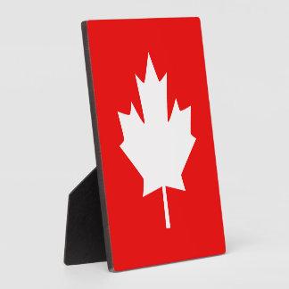 Canada vestigde Jubileum 1867 150 Jaar Plaat