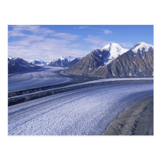 Canada, Yukon Grondgebied, Nationaal Park Kluane Briefkaart