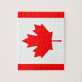 Canadees vlagRaadsel Foto Puzzels