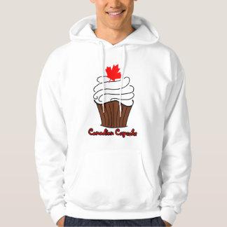 Canadese Cupcake Hoodie