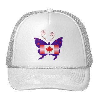 Canadese Diva Vlinder Pet Met Netje
