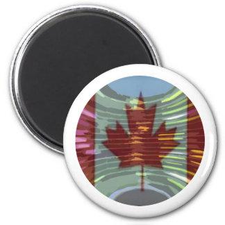 Canadese Gouden MapleLeaf - Succes in Diversiteit Magneet