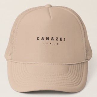 Canazei Italië Trucker Pet