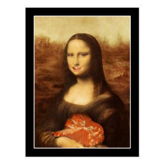 Candy van Mona Lisa Likes Valentine's Briefkaart