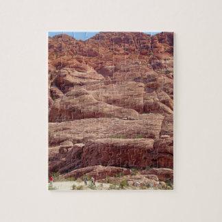 Canion Nevada van de Rots van de uitdaging de Puzzel