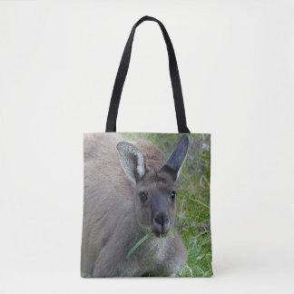 Canvas tas - de Lunch van de Kangoeroe