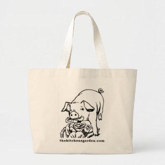 Canvas tas - Sheila en haar Kool