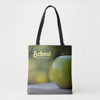 Canvas tas van Apple van de Psycholoog van de