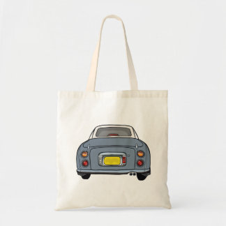 Canvas tas van de Auto van Nissan Figaro van lapis