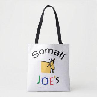 Canvas tas van de Geit van het Kind van Somalische