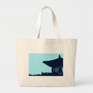 Canvas tas van de Klok van SP het Koreaanse