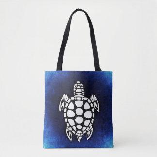 Canvas tas van de Schildpad van het zee het Oceaan