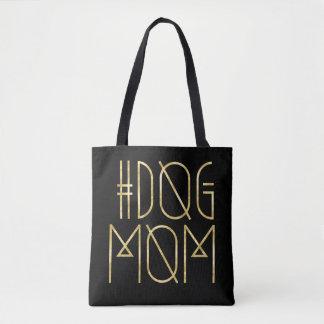 Canvas tas van het Mamma van de Hond van Hashtag