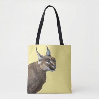 Canvas tas van het Nut van het Canvas van de lynx