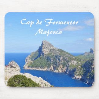 Cap DE Formentor - Mallorca Mousepad Muismat