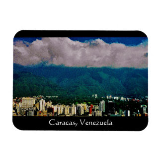 Caracas, Venezuela Magneet