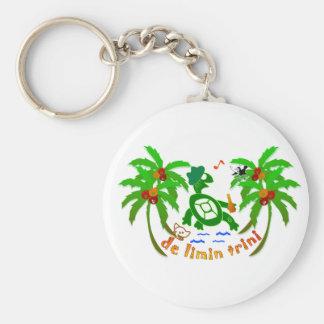 Caraïbisch telefoonhoesje, knopen, magneten, speld sleutelhanger