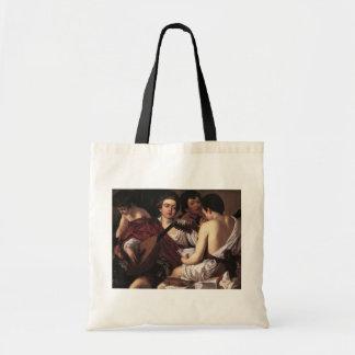 Caravaggio: De musici Draagtas
