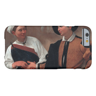 Caravaggio - Goed Geluk Barely There iPhone 6 Hoesje