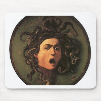 Caravaggio - Kwal - Klassiek Italiaans Kunstwerk Muismatten