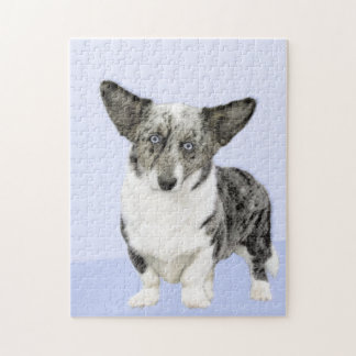Cardigan Welse Corgi Puzzel