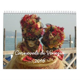 Carnevale Di Venezia - Venetië Carnaval Kalender