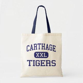 Carthago - Tijgers - Oudste - Carthago Missouri Draagtas