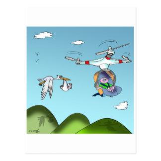 Cartoon 9482 van de hommel briefkaart